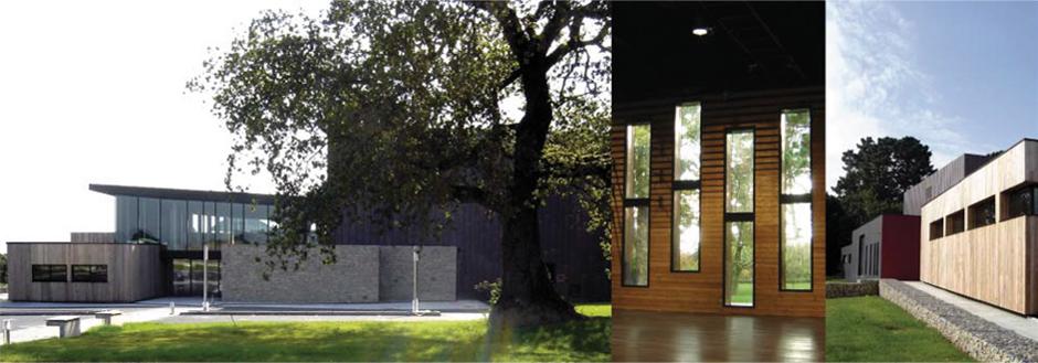 Marc chenais architecte for Definition architecte dplg